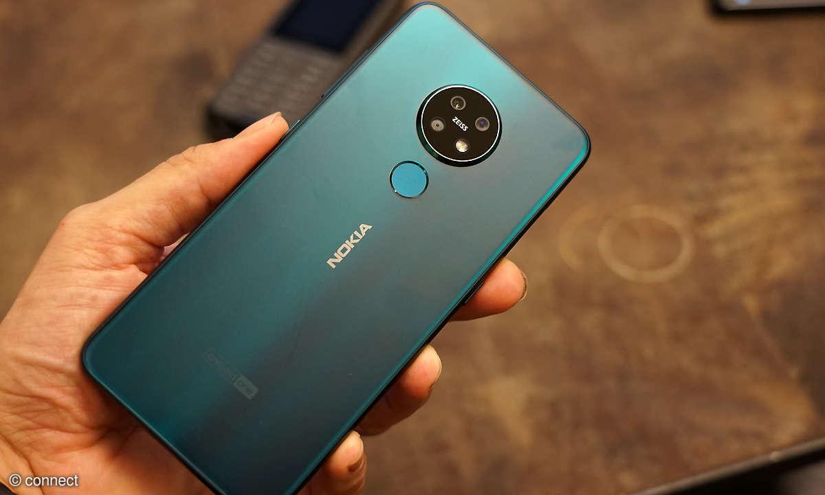 Nokia 7.2 Rückseite