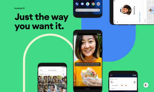 Android 10: Diese Smartphones bekommen das Update [Liste