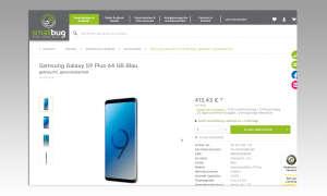 Smallbug Webseite