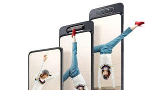 Samsung Galaxy A80 im Test: Rotationskamera