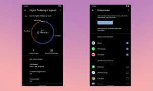 Android 10 Fokusmodus