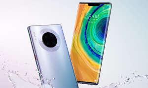 Huawei Mate 30 Pro geleakt von Evan Blass