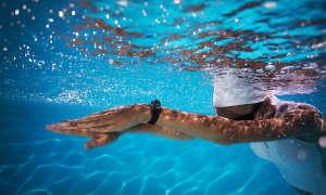 Xiaomi Mi Band 4 im Wasser