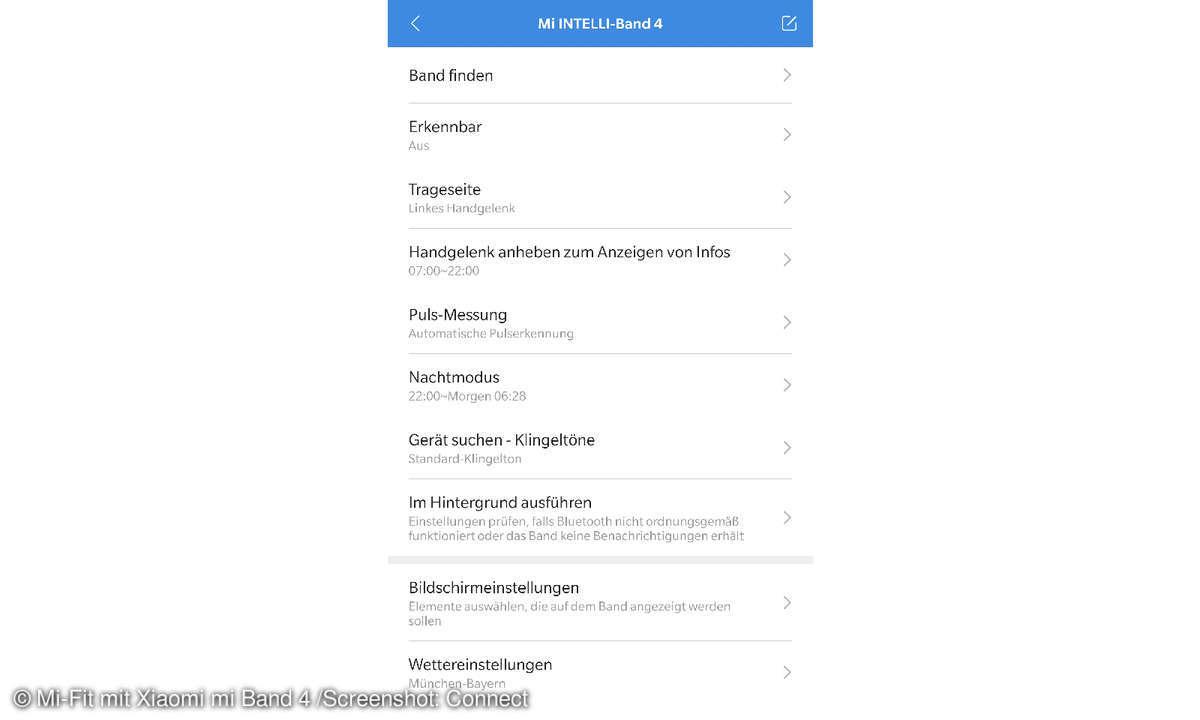 Screenshot Mi-Fit-App (2)