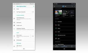 Wiko View 3 & Gigaset GS95 im Vergleich - Screens