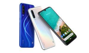 Xiaomi Mi A3 Blau Weiß Grau