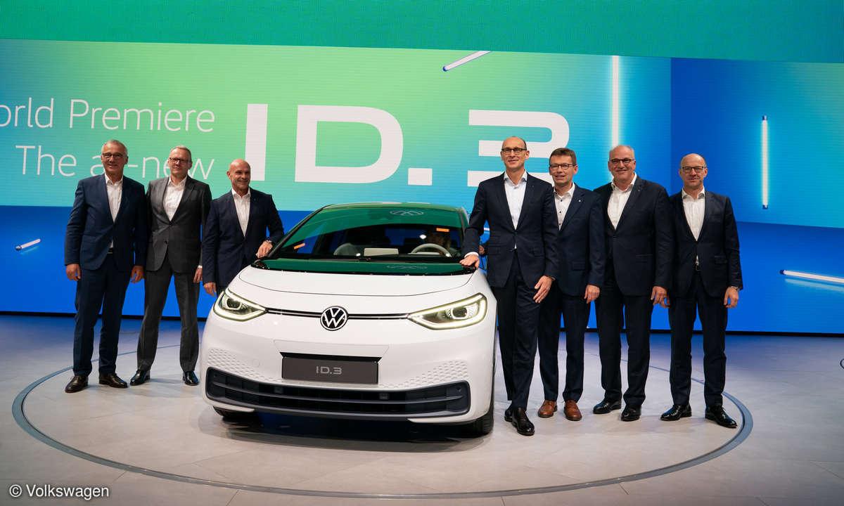 Volkswagen ID3 IAA2019