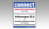Volkswagen ID3 IAA 2019 Innovationspreis