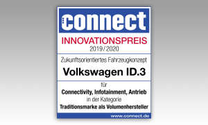 Volkswagen ID3 IAA 2019 Innovationspreis