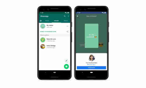Whatsapp Story Auf Instagram Facebook Co Teilen Connect