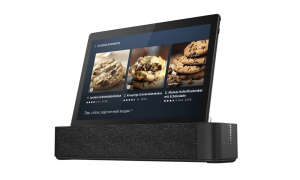 Lenovo Smart Tab M10 HD mit Smart Dock