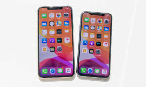 Apple iPhone 11 Pro (Max) Display