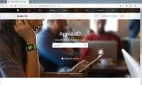 Apple-Webseite