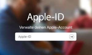 Apple-ID erstellen