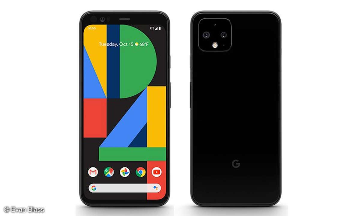 Google Pixel 4 Leak von Evan Blass