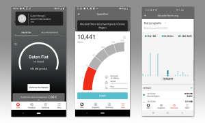 Service-App-Test 2019: Deutschland - Mein Vodafone