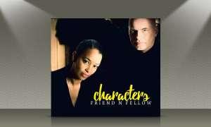 """Studioalbum """"Characters"""""""