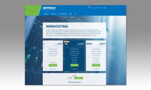 Webhosting-Anbieter 2019 - Mittwald