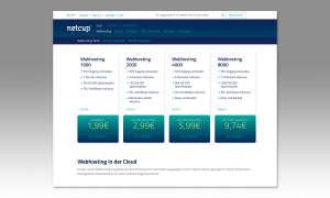 Webhosting-Anbieter 2019: Netcup
