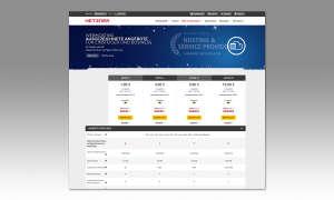 Webhosting-Anbieter 2019: Hetzner