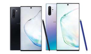 Samsung Galaxy Note 10 und Note 10 Plus im Test