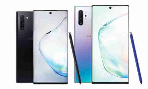 Samsung Galaxy Note 10 Und Note 10 Plus Im Test Connect