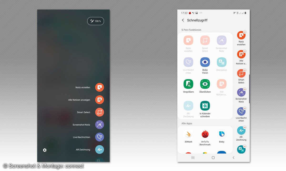 Samsung Galaxy Note 10 & Note 10+ - Screens