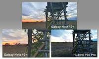 Samsung Galaxy Note 10 und Note 10 Plus im Test - Kamera