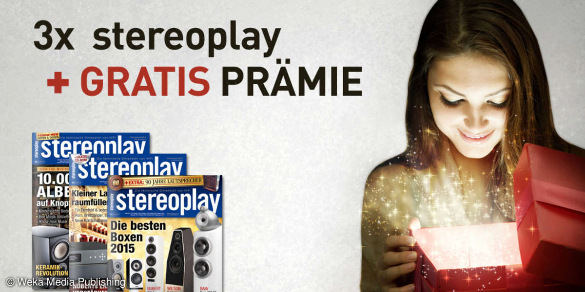 stereoplay Abo Print