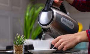 Wasserkocher–Lifestyle