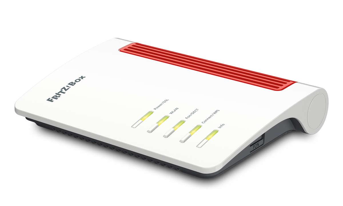5 WLAN-Router im Vergleich: AVM Fritzbox 7530