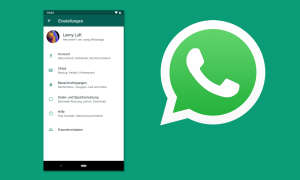 WhatsApp Account sperren