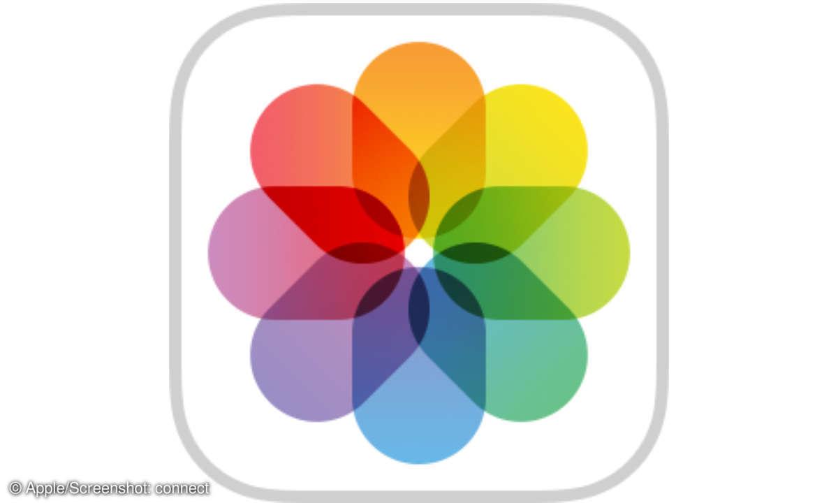 Fotogalerie iOS