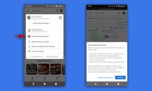 google maps inkognito modus aktivieren