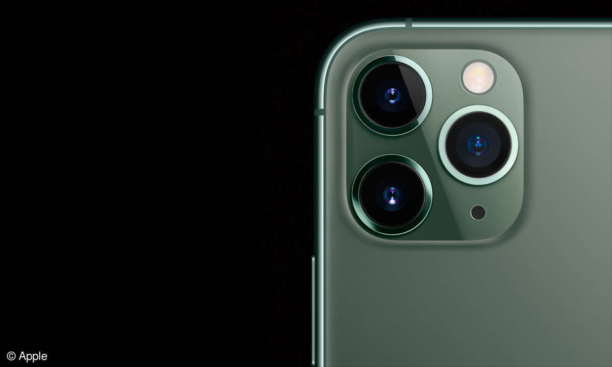 iPhone 11 Pro (Max) im Test - Kameras
