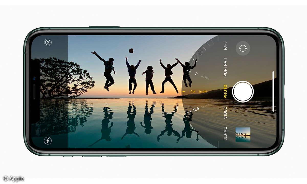 iPhone 11 Pro (Max) im Test - Kamera