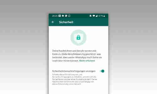 Whatsapp Datenschutz Und Sicherheit Richtig Einstellen