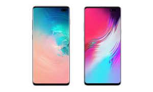 Samsung: Galaxy 10 plus und Galaxy S10-5G