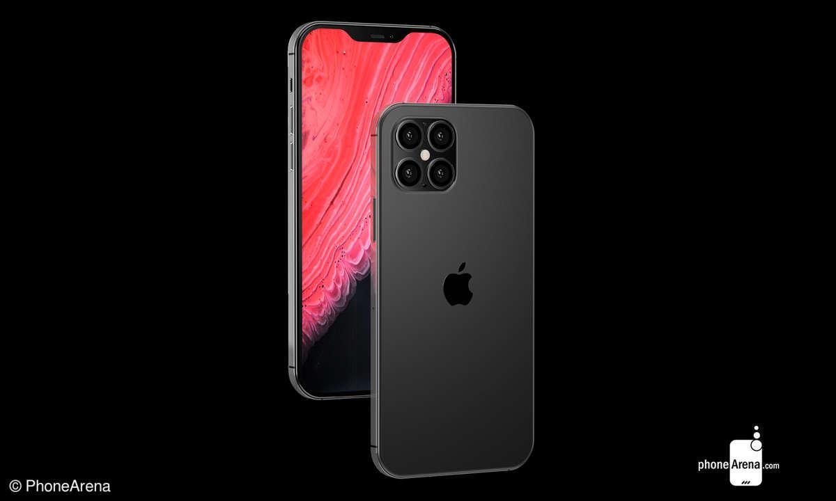 iPhone 12 Design Phonearena