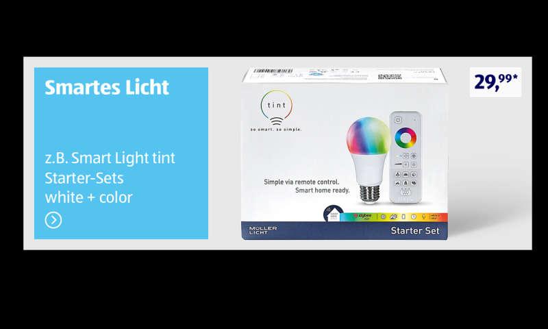 Alexa-kompatible Lampen bei Aldi: Tint im Schnäppchen-Check - connect
