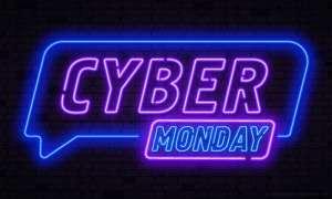 Cyber Monday  (AdobeStock 298403902)