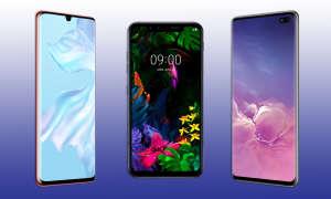 Beste Android-Smartphones 2019