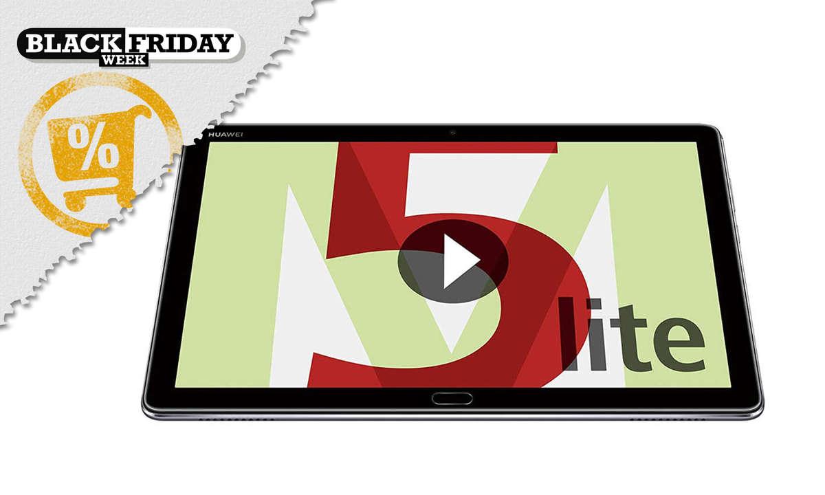 Huawei Mediapad M5 Lite Black Friday