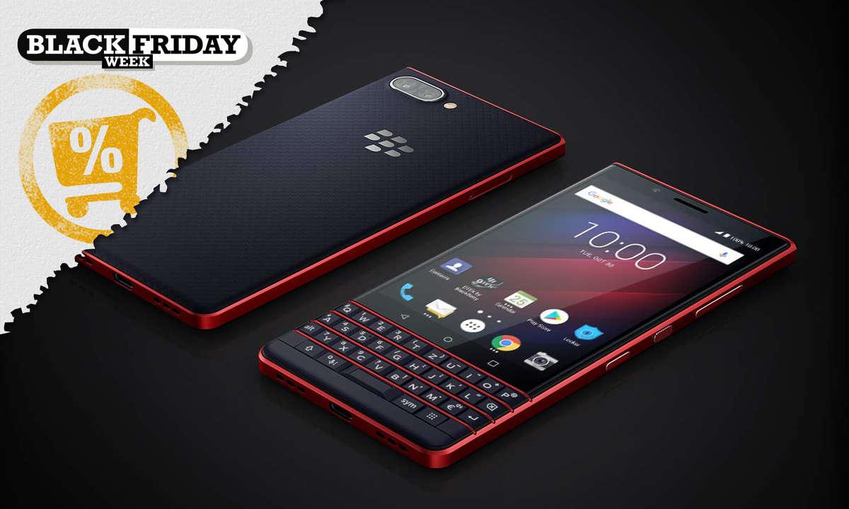 Blackberry Key2 LE Black Friday