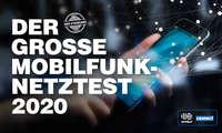 Mobilfunk-Netztest 2020: Wer hat das beste Handy-Netz?