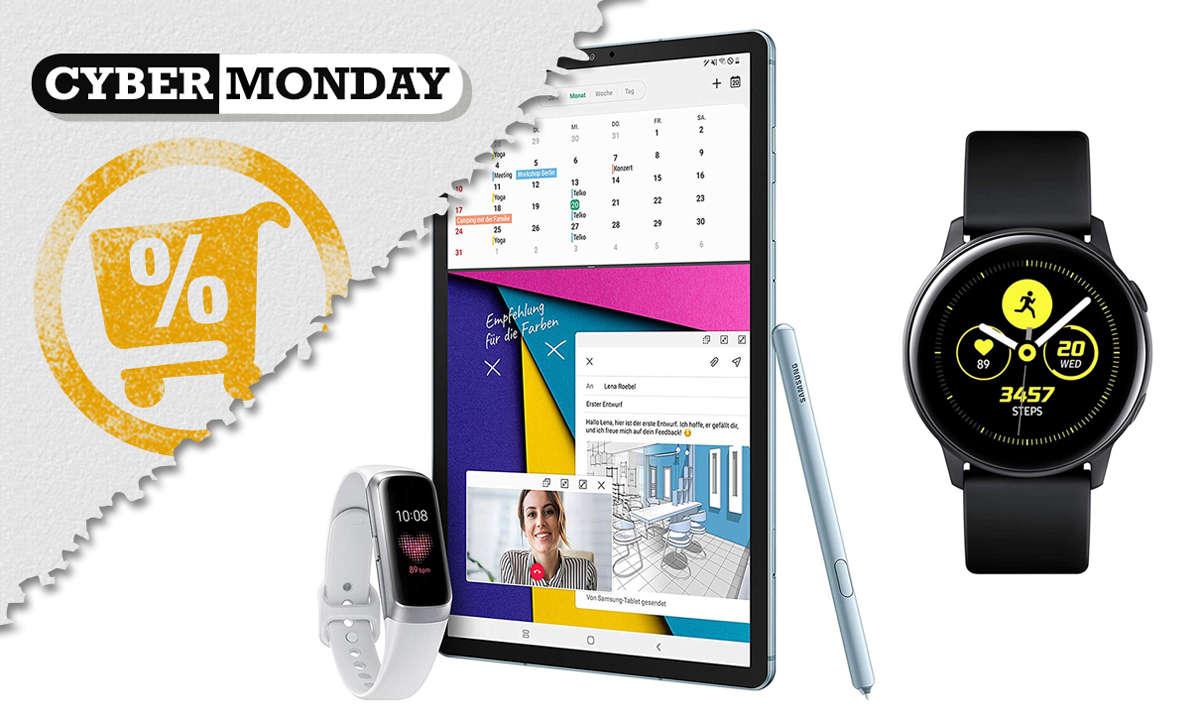 Samsung Galaxy Watch und Tab S6