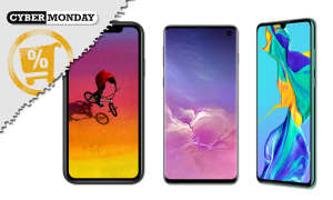 Smartphones Cyber Monday