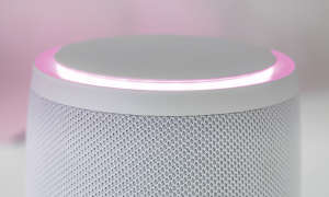 Telekom Smart Speaker im Test - LED-Ring