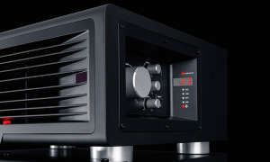 Teufel Power HiFi im Test - Bedienfeld