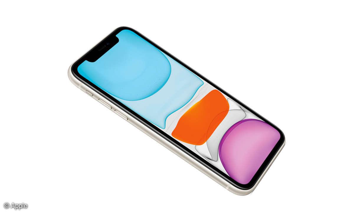 iPhone 11 im Test - Display